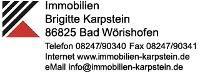 Immobilien Brigitte Karpstein