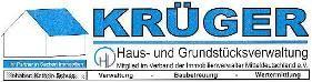 Krüger Haus- und Grundstücksverwaltung