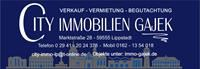 City-Immobilien Gajek