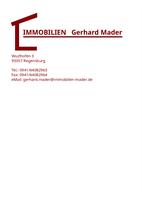 Immobilien Gerhard Mader