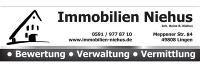 Immobilien Niehus - Bewertung - Verwaltung - Vermittlung