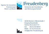 Freudenberg Agentur für Immobilien Finanzierungen Planen und Bauen