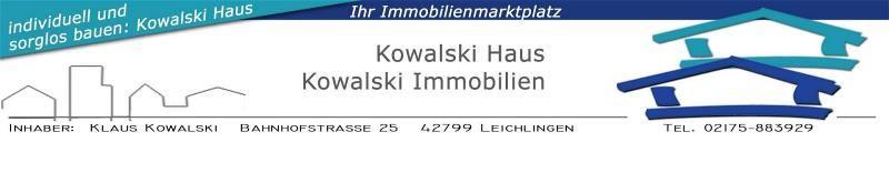 Klaus Kowalski Immobilien RDM e.K.
