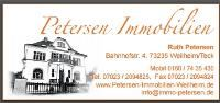 Petersen  Immobilien