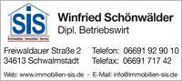 SIS  Schönwälder Immobilien Service