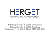 H E R G E T  Consulting Group GmbH
