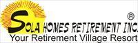 SolaHomes Retirement INC.