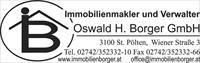 Oswald H. Borger GmbH Immobilienmakler und Verwalter